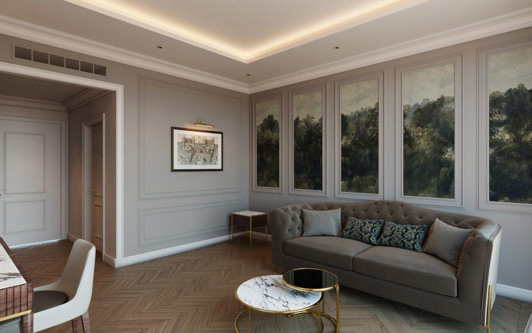 Nuovi blocchi camere Palazzo di Varignana